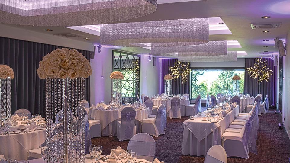 Hetland Hall Hotel Honeymoon Suite