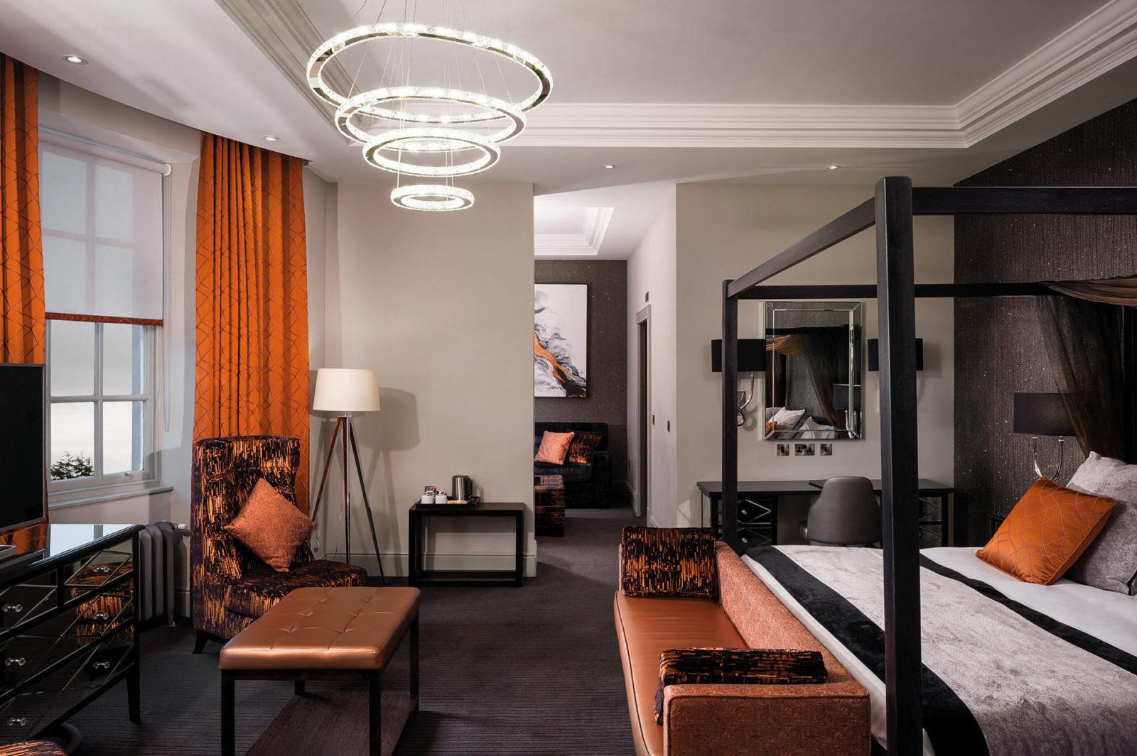 Hetland Hall Hotel Solway Suite